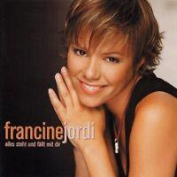 Francine Jordi Alles steht und fällt mit dir (2003) [CD]