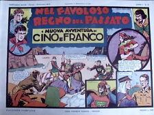 Avventure di Cino e Franco - Favoloso regno del . 1973 Anastatica Nerbini [C21C]