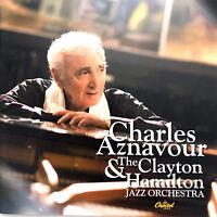Charles Aznavour & The Clayton Hamilton Jazz Orchestra CD Charles Aznavour
