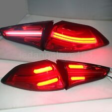 FULL LED Taillights For HYUNDAI Tucson T LED Rear Lights 2015-2018 year Red JY