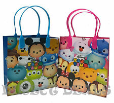 30 pcs Disney Tsum Tsum Party Favors Gift Toy Bags Birthday Candy Treat Loot Bag