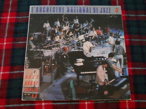 L'Orchestre National de Jazz LP