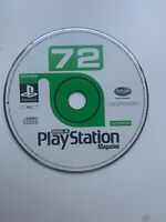 PS1 Demo Disc - 72 Alone In The Dark Official Playstation Magazine Disc ONLY!