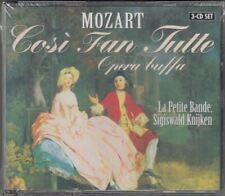 Mozart: Così fan tutte : Sigiswald Kuijken