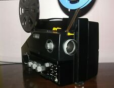 Sankyo SOUND-500 Super 8 Movie PROJECTOR in Box ~ SERVICED~