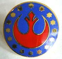 Star Wars Rebel Logo Lapel Enamel Pin - 1995 New