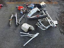 MAIN frame rear body rack cadre Haupt-Rahmen KTM250 MX GS 1990 ggf. 125 300 EXC