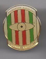 Pin's Association pour Aveugles - Alsace Lorraine