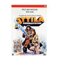 Attila Flagello Di Dio con Diego Abatantuono, Angelo Infanti, Rita Rusic DVD