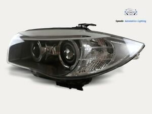 SCHEINWERFER BMW 1 E81 E82 E87 E88 FACELIFT XENON MIT LED 2010-2012 LINKS TOP