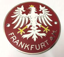 Wuerttemberg Heimat Rallye 1960 Badge Car Grill Badge Emblem Adac Germany Car Badges Badges & Mascots