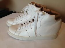 Candies  New  White Ankle Top Tennis  Size 9.5M