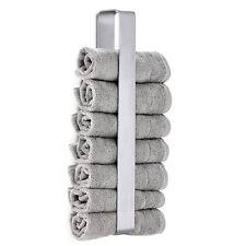 Blomus Design Porta asciugamano ospite, Nexio 68940 acciaio inox opaco NUOVO