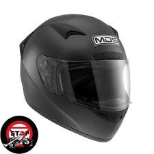 MDS M13, MATT BLACK, FULL FACE HELMET, LARGE, .voyagermotorcycles.