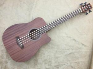 Gold Tone M-Bass25 Fretted Micro Bass w/Gig Bag NEW-Great Price-Real Bass Tone!