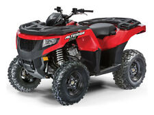2018 Arctic Cat Alterra 700, Red with 89 Miles available now!