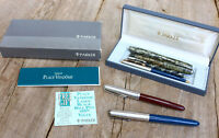 Estate ANTIQUE PARKER FOUNTAIN PEN Ball other MADE USA as is