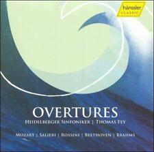 Overtures, New Music