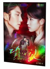 Moon Lovers – Scarlet Heart: Ryeo Korean Drama (3DVDs) High Quality - Box Set!