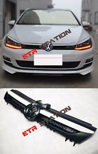 Sporty Front Grille A Style for VW GOLF 7 VII Mk7 TSI TDI GTI