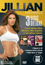 Jillian Michaels: Volume 1  - DVD - NEW Region 4