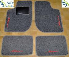 ALFA ROMEO 164 SUPER alfombras de automóviles en terciopelo,