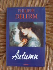AUTUMN DELERM  PHILIPPE Occasion Livre
