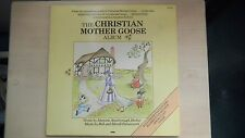 THE CHRISTIAN MOTHER GOOSE ALBUM Word Records LP 1982