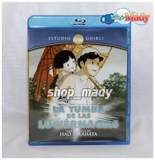 Grave of the Fireflies Ghibli - La Tumba de las Luciernagas Blu-Ray ESPAÑOL LAT