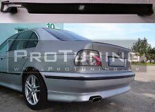 pour BMW E39 SE Pare-chocs arrière SPOILER BAGUE JUPE Module réflecteur MENTON