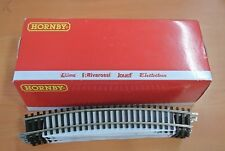Petite Rail courbe Grand Rayon -ho-1/87-hornby (jouef) R628