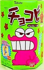 Tohato Chocobi Chocolate Crayon Shin-chan Favorite Snack Import JAPAN