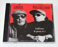 Eddy Louiss & Michel Petrucciani – Conférence De Presse Vol. 2. 1995 CD