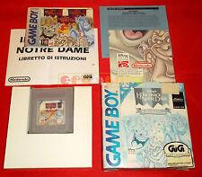 IL GOBBO DI NOTREDAME (The Hunchback of ) Game Boy Versione Europea COMPLETO D7