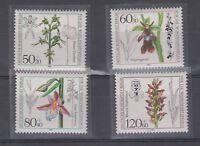 Germany 1984 Orchids Set Mint MNH J113