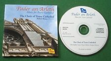 Pader An Arleth The Choir Of Truro Cathedral Robert Sharpe / Christopher Gray CD