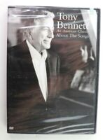 Tony Bennett: An American Classic -  About the Songs (DVD, 2007) Brand New