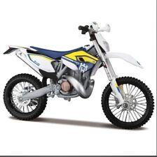 Maisto 1:12 Husqvarna Fe 501 Modello Giocattolo Motocross Moto Dirt Bike