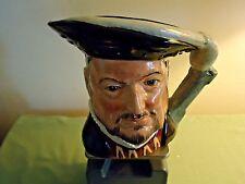 Royal Doulton Henry VIII Large Toby Mug (D 6642) limited 1975
