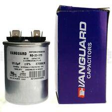 1x 20uF 600VAC Motor Run Capacitor 600V AC 20mfd Pump Refrigerator Unit