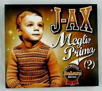 J-Ax Meglio Prima (?) CD+DVD Live Deluxe Edition Rapper Musica italiana Hip Hop
