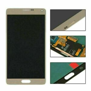 For Samsung Galaxy Note 4 N910F Replace LCD Touch screen Display Digitizer +Tool