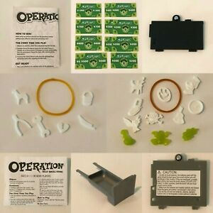 Operation Board Game Replacement 2008 2015 Funatomy Parts Pieces Money Drawer