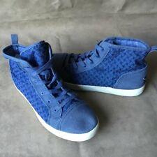 KOOLABURRA BY UGG Kellen High Top Blue Sneaker Girl's Size-4