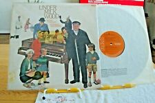BB-Stan Tracey, Donald Houston -UNDER MILK WOOD-UK LP-1976-NM-EX LIBRARY COPY
