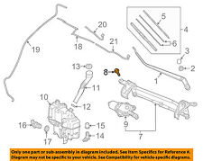 MAZDA OEM 12-18 3 Wiper Washer-Windshield-Wiper Linkage Bolt R20513362