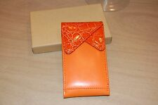 Orange I Phone 4 Case
