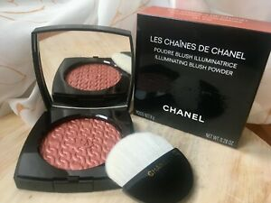 Chanel Les Chaines de Chanel Illuminating Blush Powder Christmas Holiday 2020
