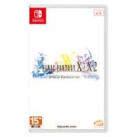 Final Fantasy X X-2 HD Remaster Nintendo Switch 2019 Chinese English Sealed