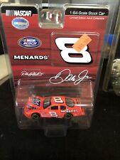 NASCAR Driver Dale Earnhardt Jr 8 Menard's 2007 Monte Carlo SS 1/64 Diecast Car